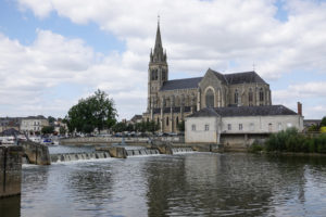 Sablé-sur-Sarthe, Rivière Sarthe